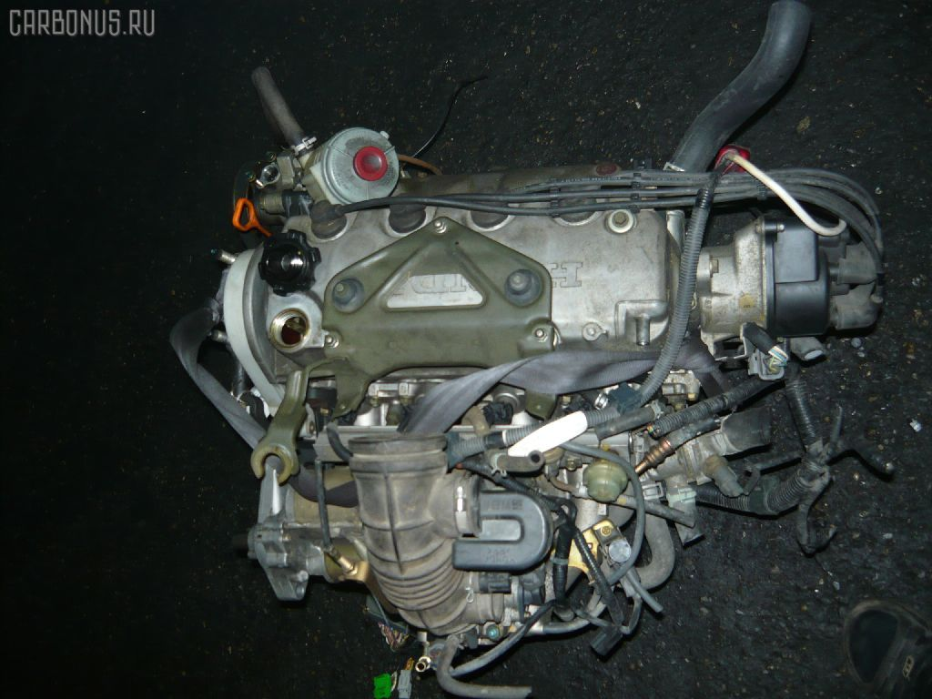 Двигатель HONDA HR-V GH4 D16A. Фото 5