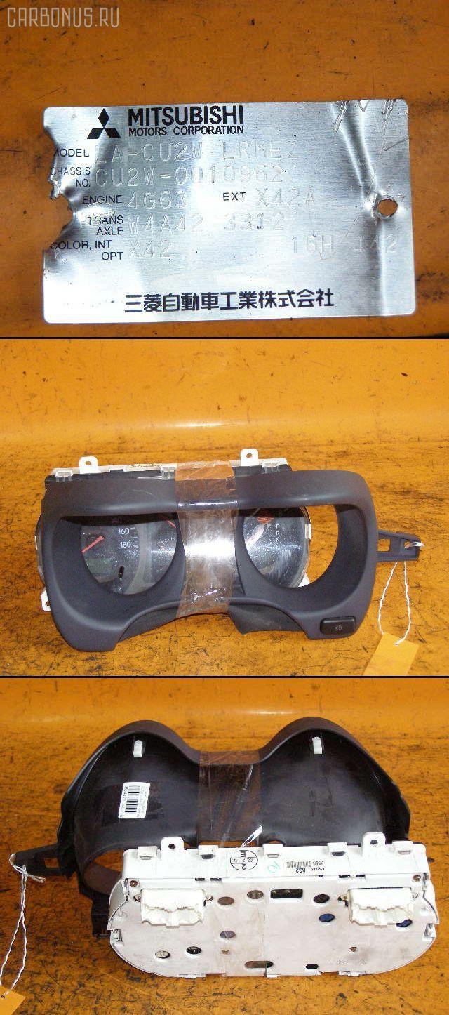 Спидометр MITSUBISHI AIRTREK CU2W 4G63. Фото 2