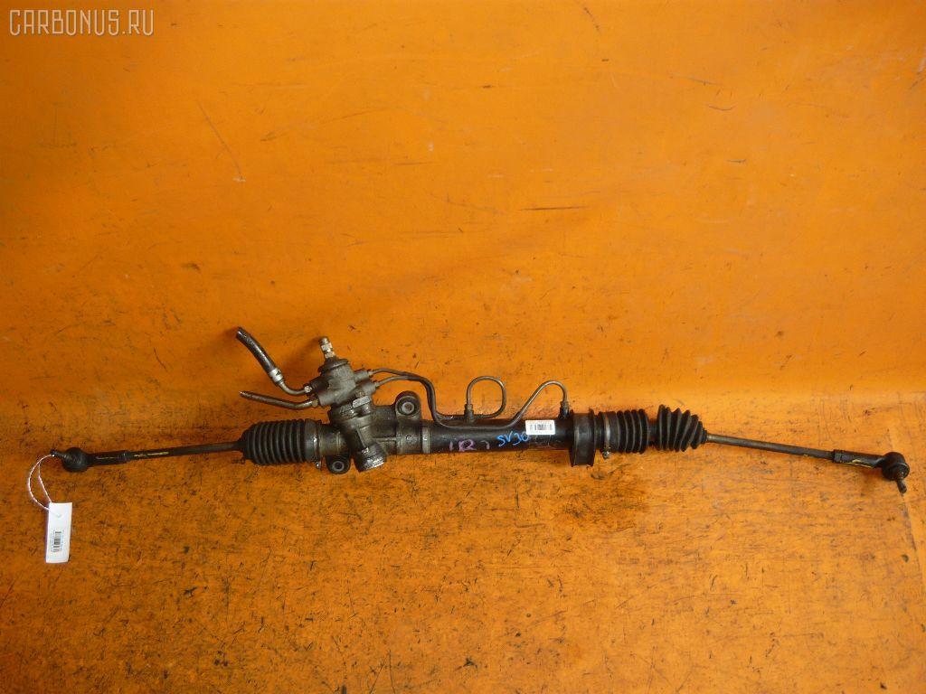 Рулевая рейка TOYOTA SV30 4S-FE. Фото 2