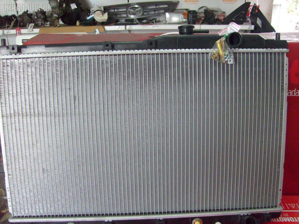 Радиатор ДВС HONDA STEPWGN RF2 B20B. Фото 1