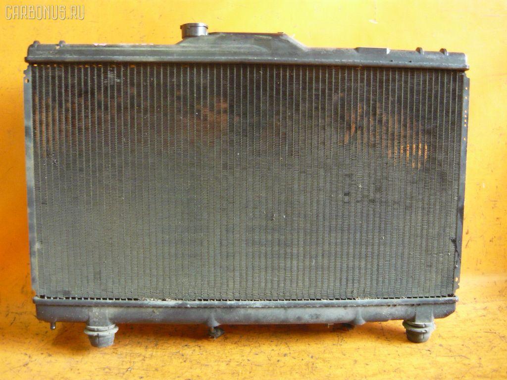 Радиатор ДВС TOYOTA COROLLA CERES AE100 5A-FE. Фото 8