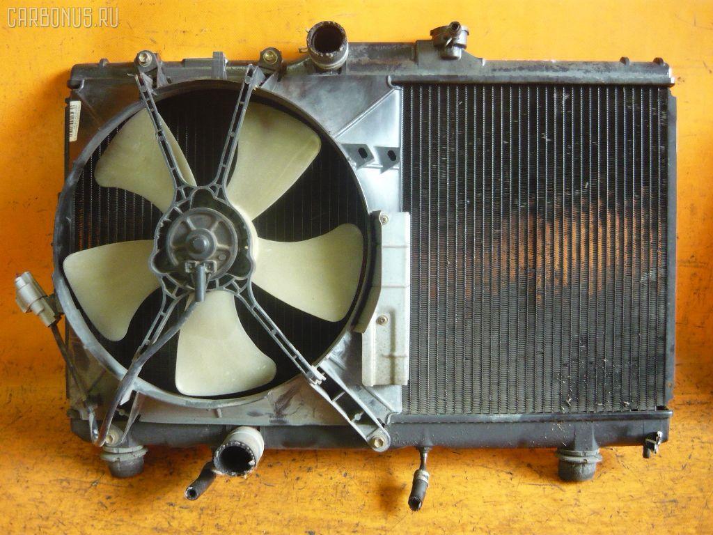 Радиатор ДВС TOYOTA COROLLA CERES AE100 5A-FE. Фото 10