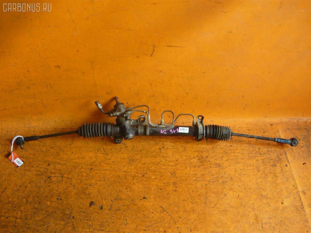 Рулевая рейка TOYOTA SV32 3S-FE. Фото 1