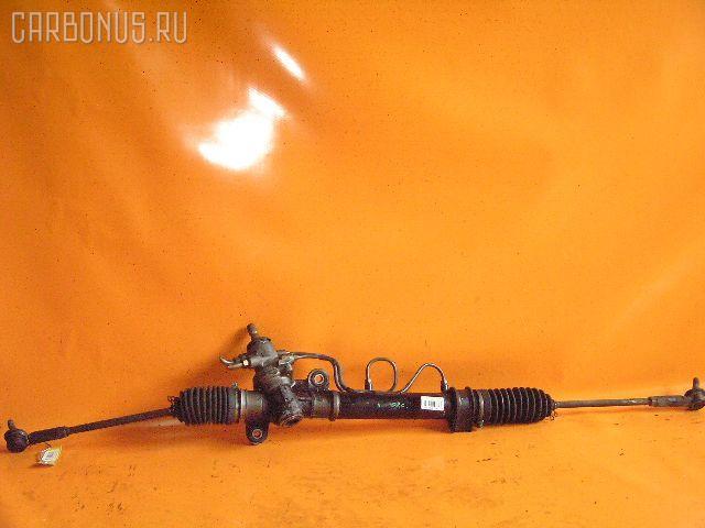 Рулевая рейка TOYOTA SV41 3S-FE. Фото 6