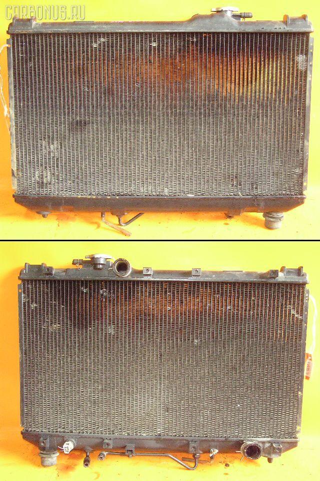 Радиатор ДВС TOYOTA VISTA SV33 3S-FE. Фото 10