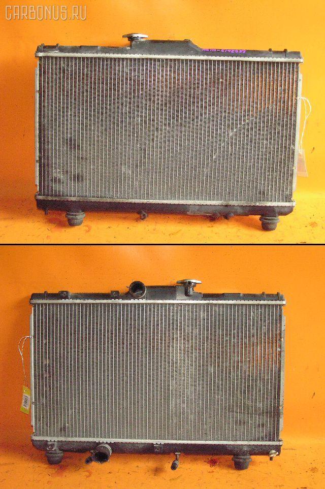Радиатор ДВС TOYOTA AE110 5A-FE. Фото 2
