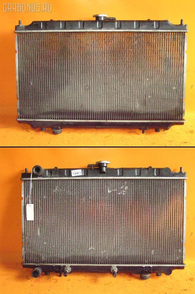 Радиатор ДВС NISSAN BLUEBIRD QU14 QG18DD. Фото 6