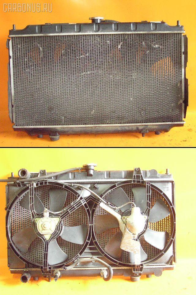Радиатор ДВС NISSAN PRIMERA QP11 QG18DD. Фото 6