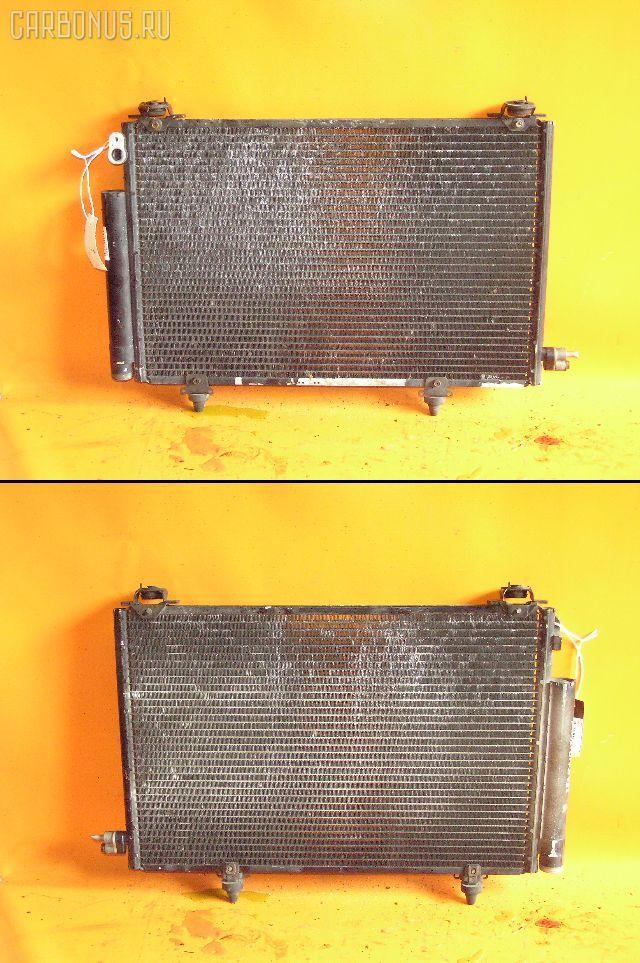 Радиатор кондиционера TOYOTA PLATZ NCP12 1NZFE. Фото 3