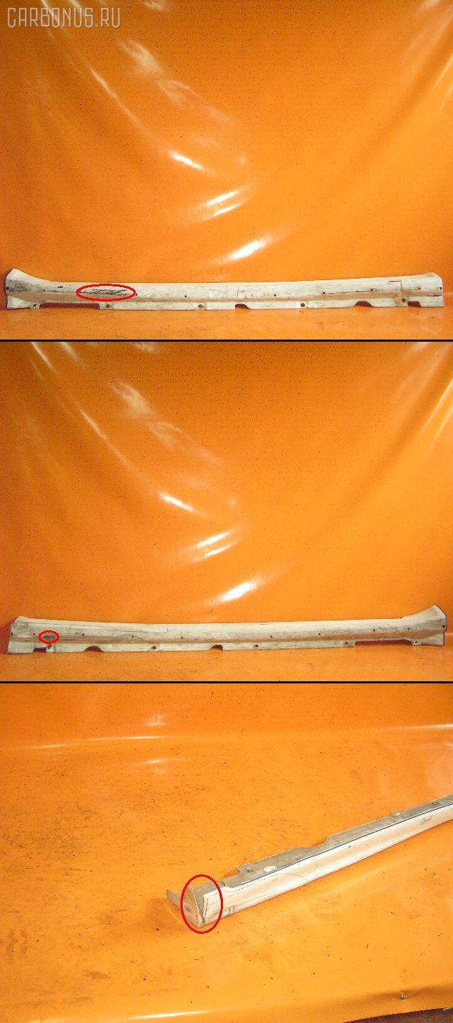 Порог кузова пластиковый ( обвес ) TOYOTA CARINA ED ST202. Фото 2