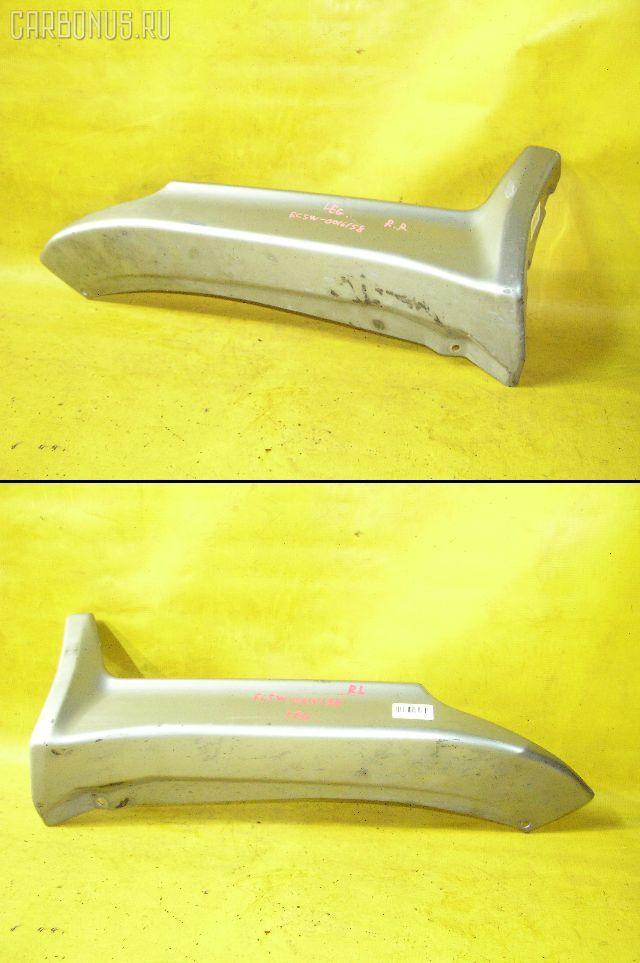 Порог кузова пластиковый ( обвес ) MITSUBISHI LEGNUM EC5W. Фото 2