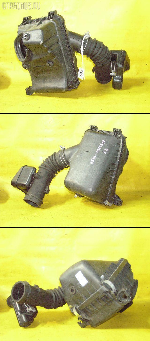 Корпус воздушного фильтра TOYOTA AE110 5A-FE. Фото 5