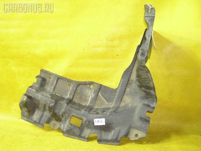 Защита двигателя TOYOTA VITZ NCP15 2NZ-FE. Фото 2