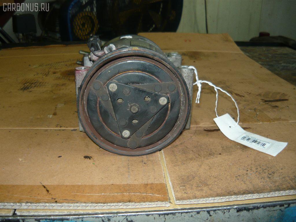 Компрессор кондиционера NISSAN TERRANO LR50 VG33E. Фото 5
