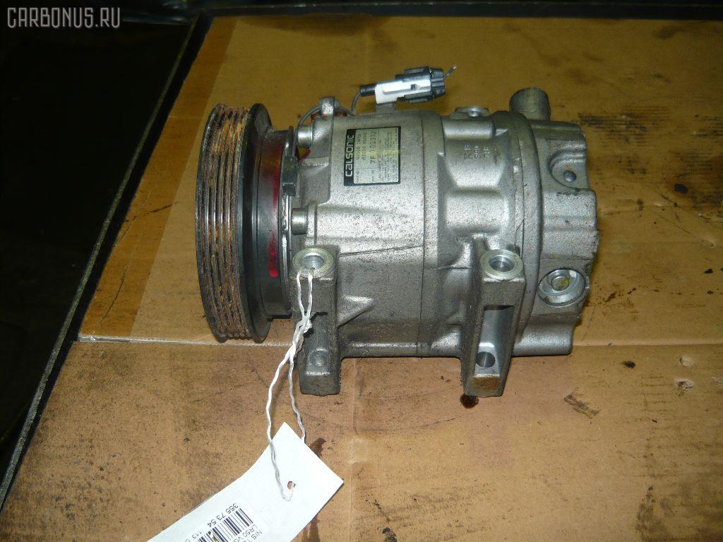Компрессор кондиционера NISSAN TERRANO LR50 VG33E. Фото 6