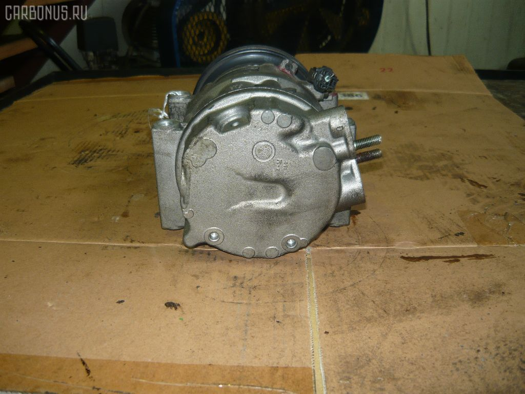 Компрессор кондиционера NISSAN TERRANO LR50 VG33E. Фото 7