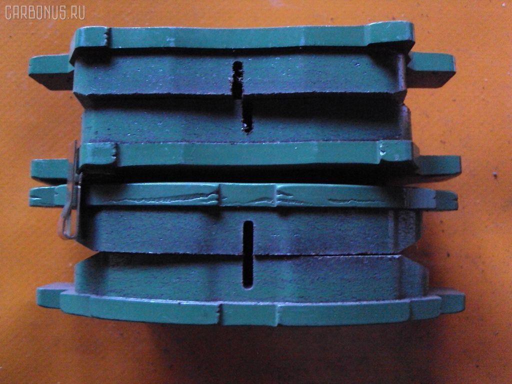 Тормозные колодки TOYOTA PRIUS NHW20. Фото 8