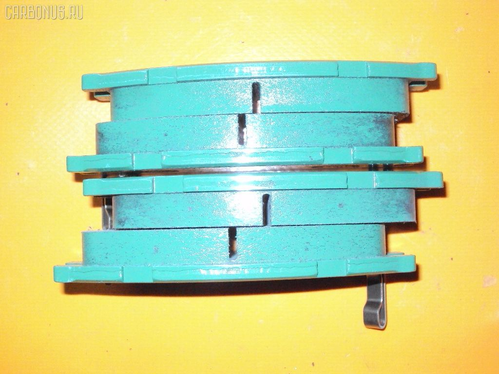 Тормозные колодки SUBARU LEGACY WAGON BG5 Фото 2