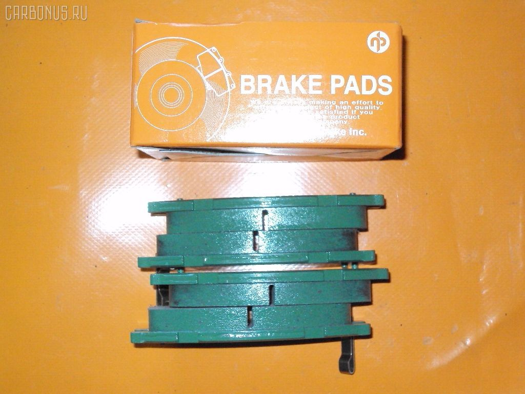 Тормозные колодки SUBARU LEGACY WAGON BG5. Фото 4