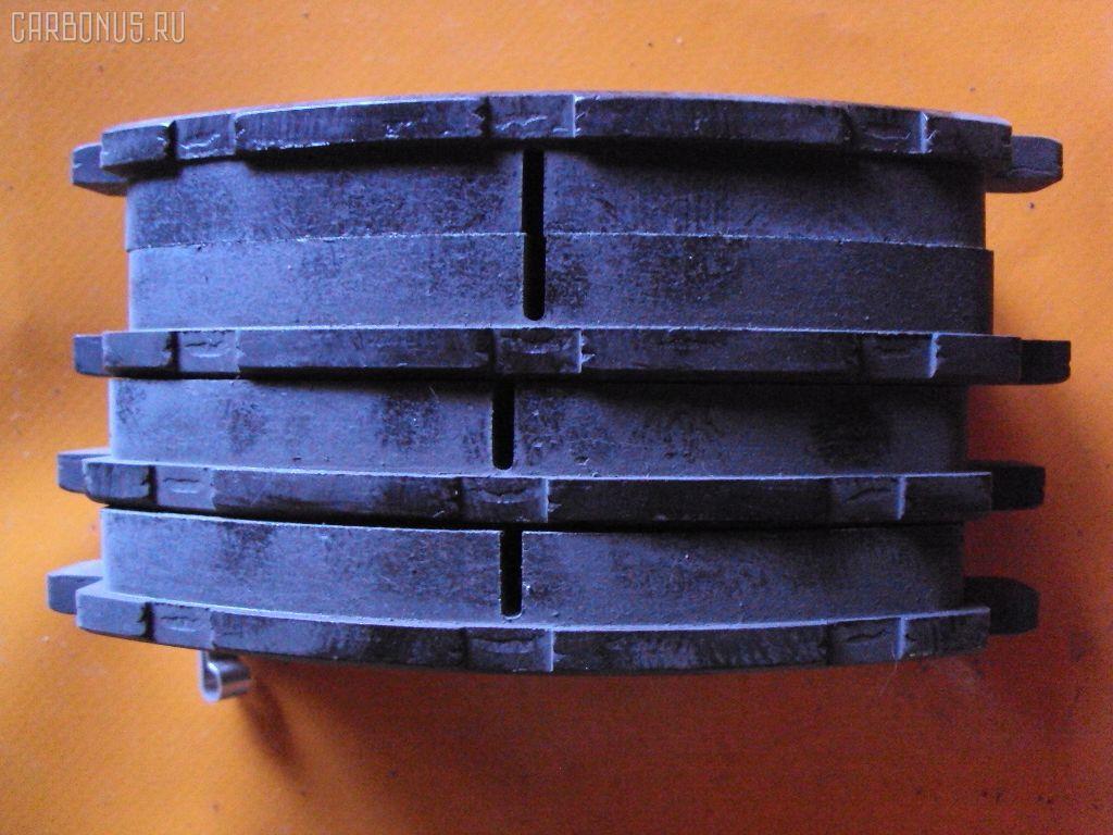 Тормозные колодки SUBARU LEGACY BH5 EJ20T. Фото 8