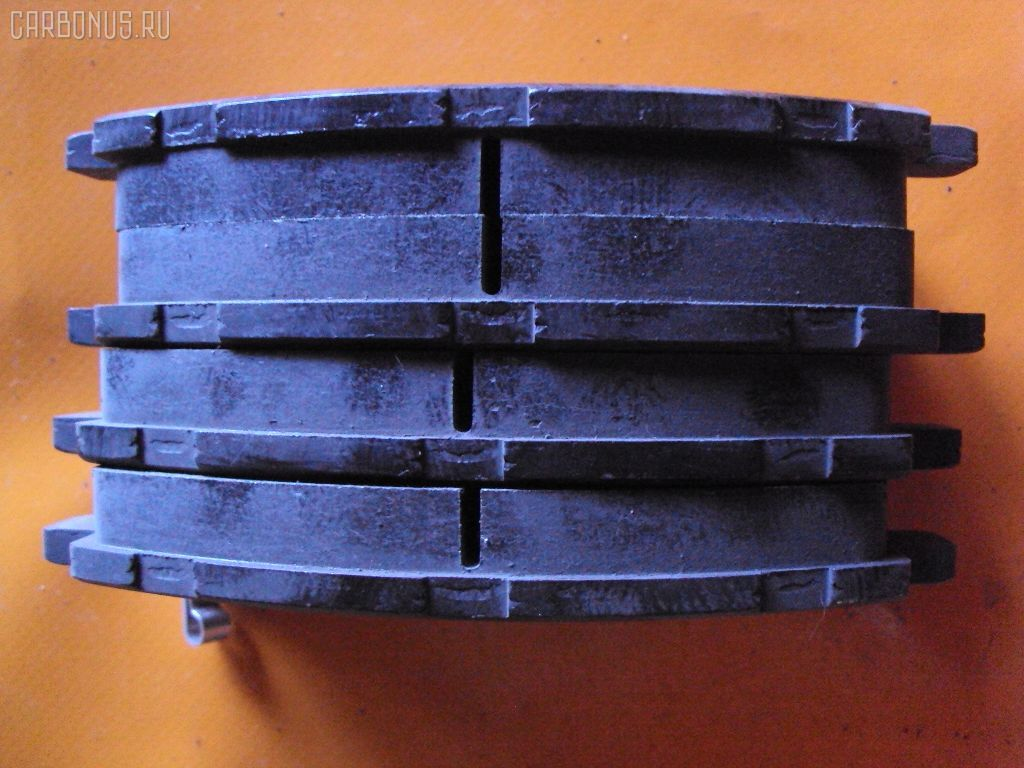 Тормозные колодки SUBARU LEGACY BH5. Фото 8