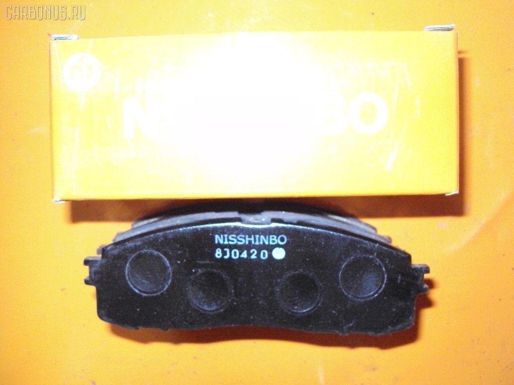 Тормозные колодки TOYOTA CROWN JZS141. Фото 7