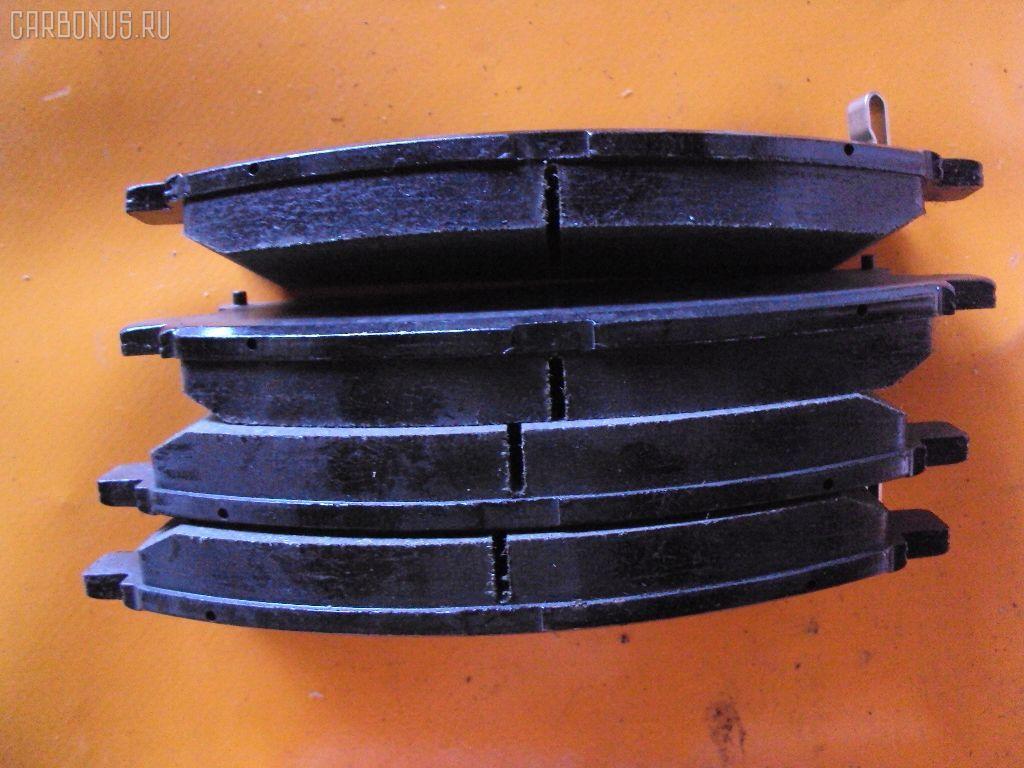 Тормозные колодки NISSAN TERRANO PR50. Фото 7