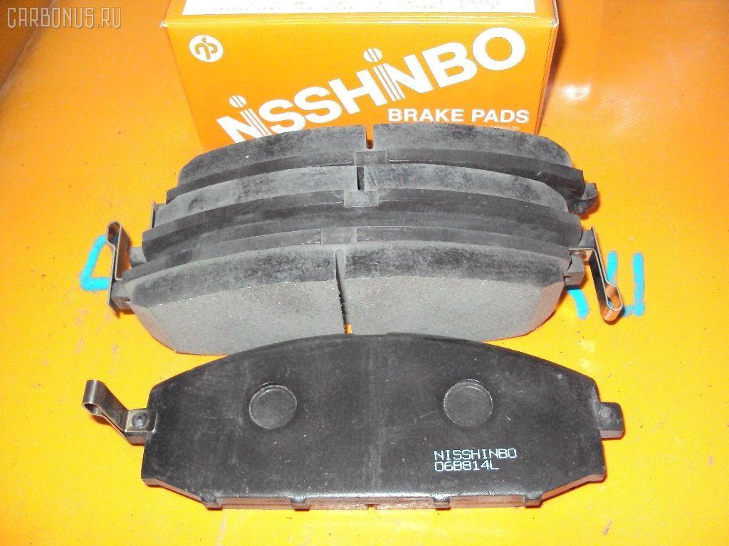 Тормозные колодки NISSAN SAFARI Y61. Фото 1