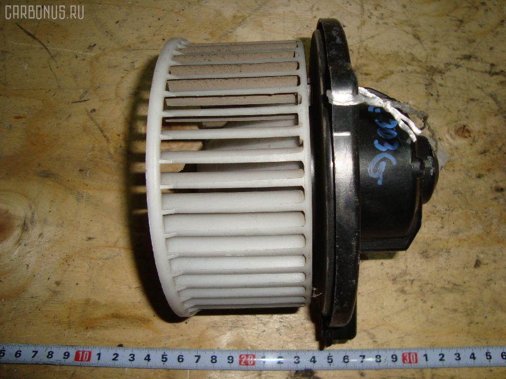 Мотор печки DAIHATSU PYZAR G303G. Фото 1