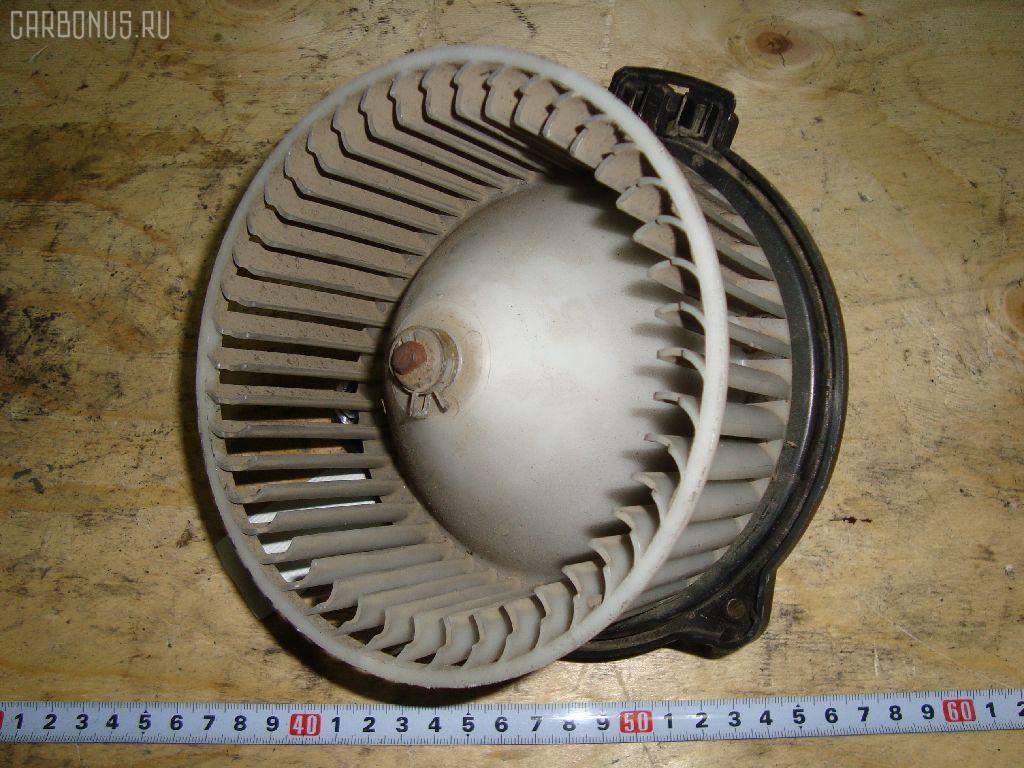 Мотор печки DAIHATSU PYZAR G303G. Фото 3
