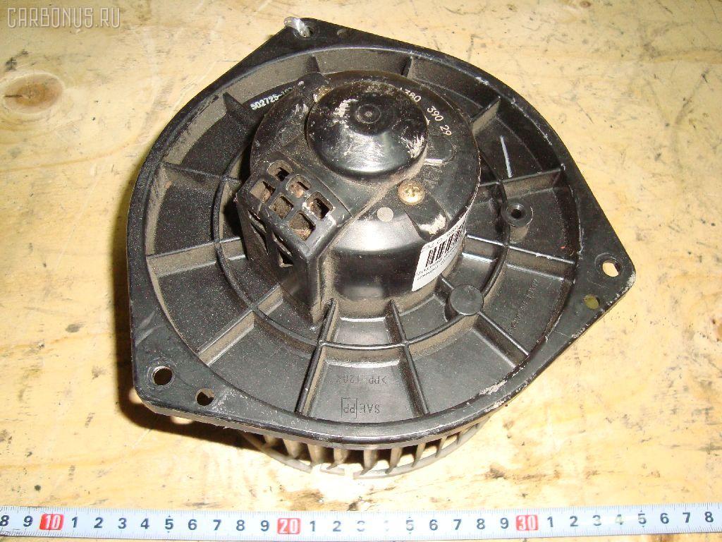 Мотор печки NISSAN VANETTE SK82VN. Фото 5