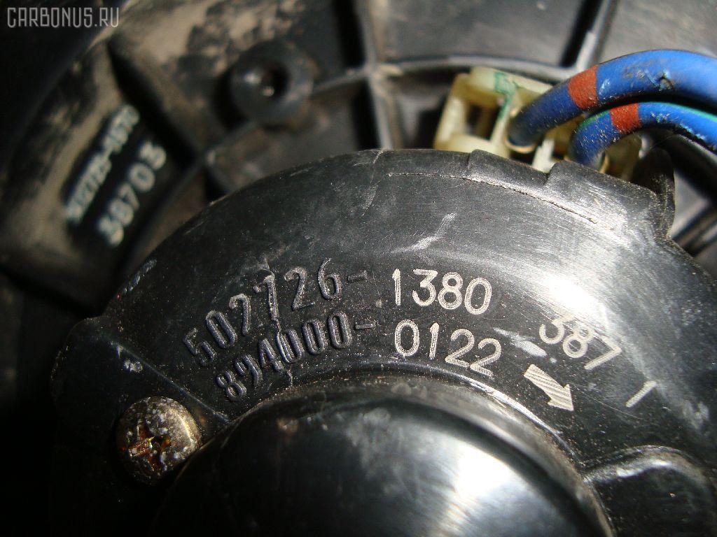Мотор печки NISSAN VANETTE SK82VN. Фото 8