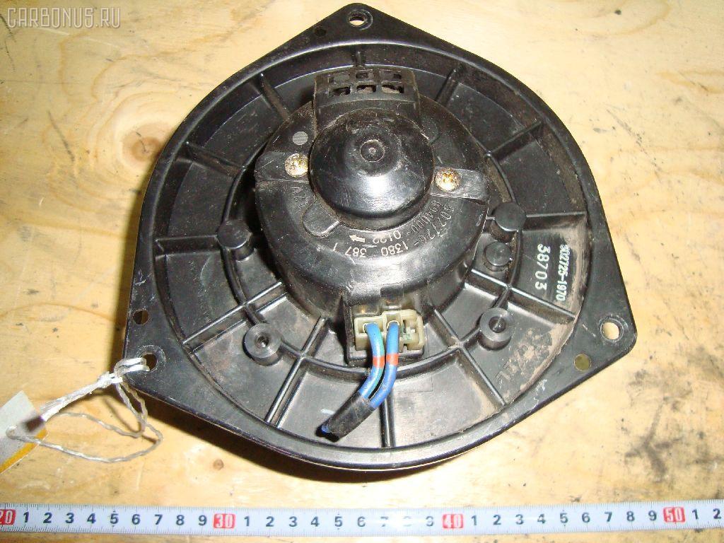 Мотор печки NISSAN VANETTE SK82VN. Фото 9