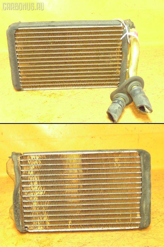Радиатор печки TOYOTA SPRINTER CARIB AE115G 7A-FE. Фото 2