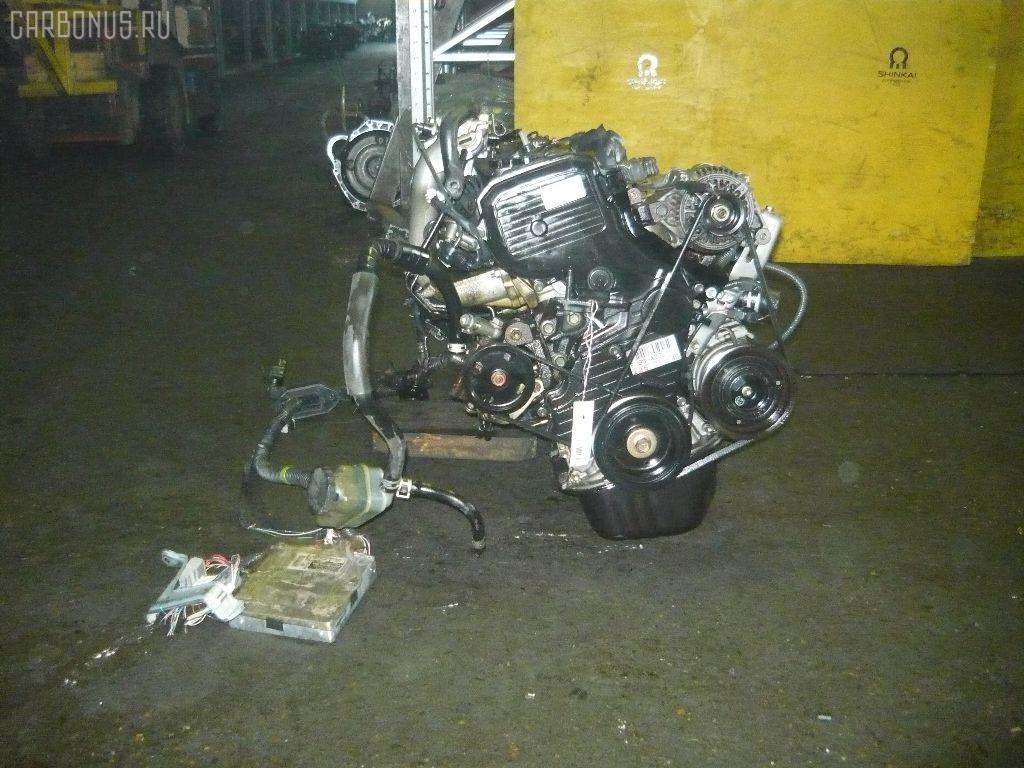 Двигатель TOYOTA VISTA SV41 3S-FE. Фото 7
