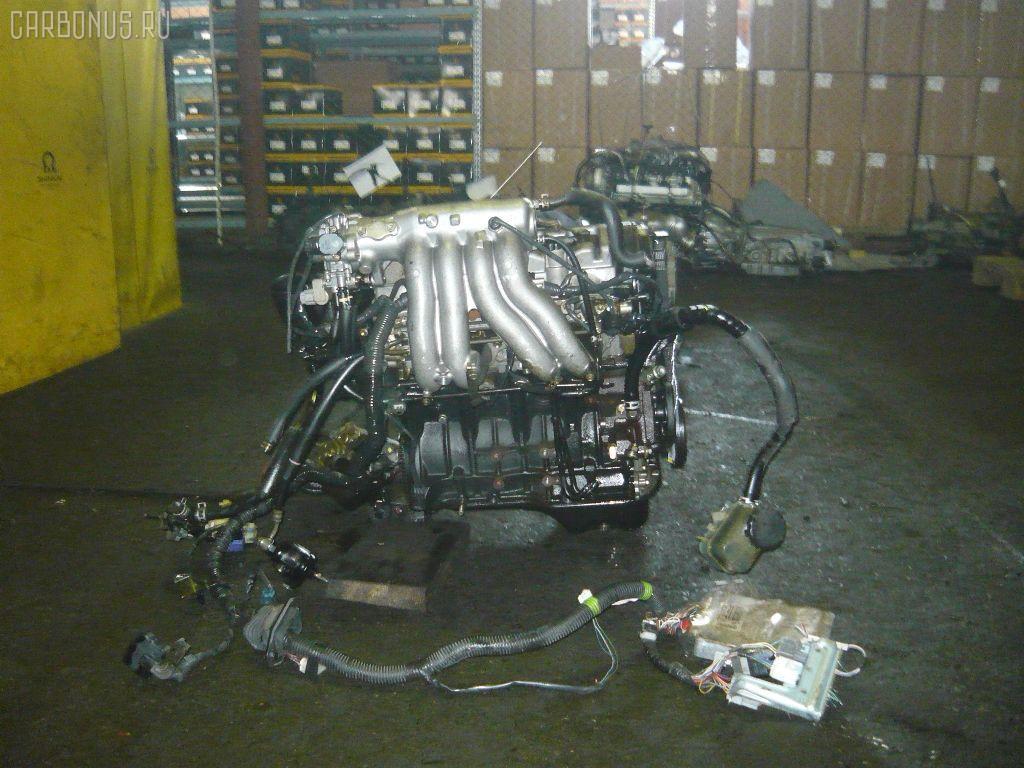 Двигатель TOYOTA VISTA SV41 3S-FE. Фото 8