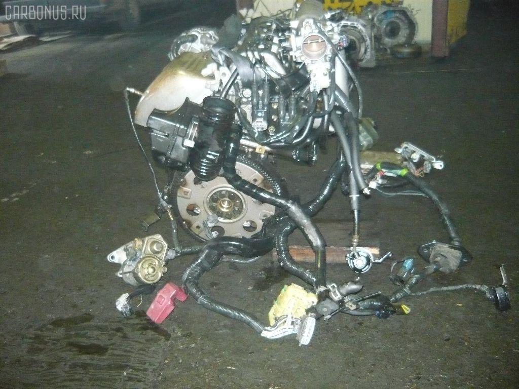 Двигатель TOYOTA VISTA SV41 3S-FE. Фото 9