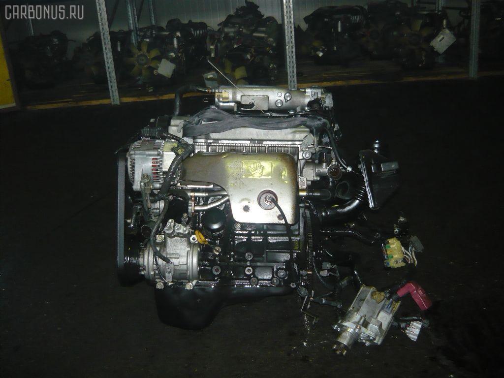 Двигатель TOYOTA VISTA SV41 3S-FE. Фото 10