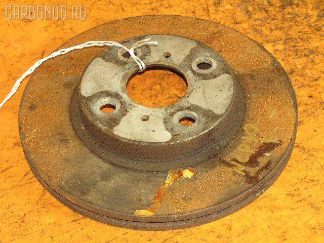 Тормозной диск TOYOTA FUNCARGO NCP20. Фото 10