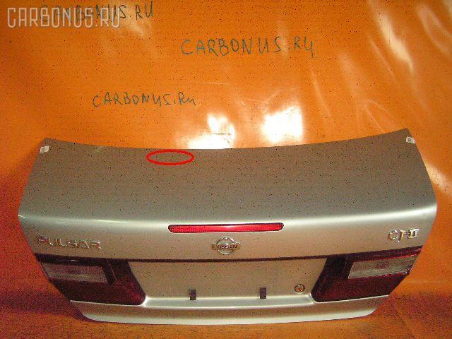 Крышка багажника NISSAN PULSAR FN15. Фото 4