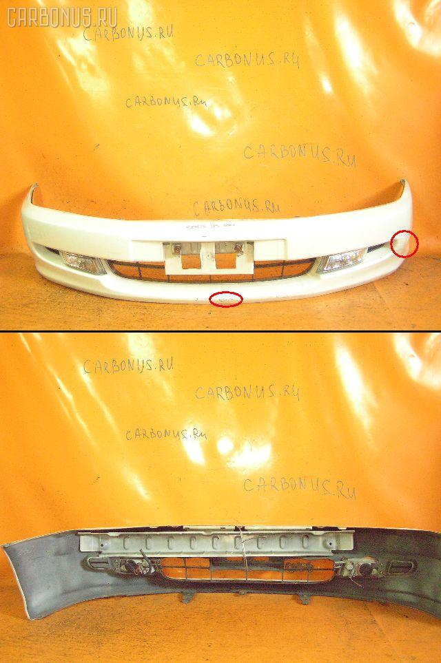 Бампер TOYOTA IPSUM SXM15G. Фото 2