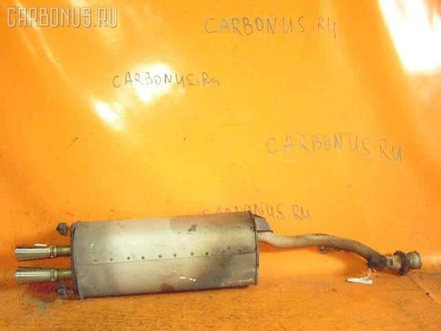 Глушитель HONDA INSPIRE UA2 G25A. Фото 1