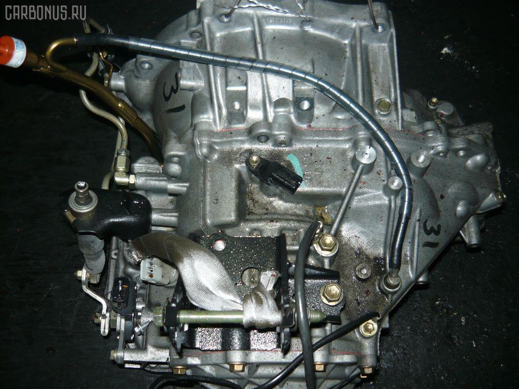КПП автоматическая TOYOTA COROLLA RUNX NZE121 1NZ-FE. Фото 9