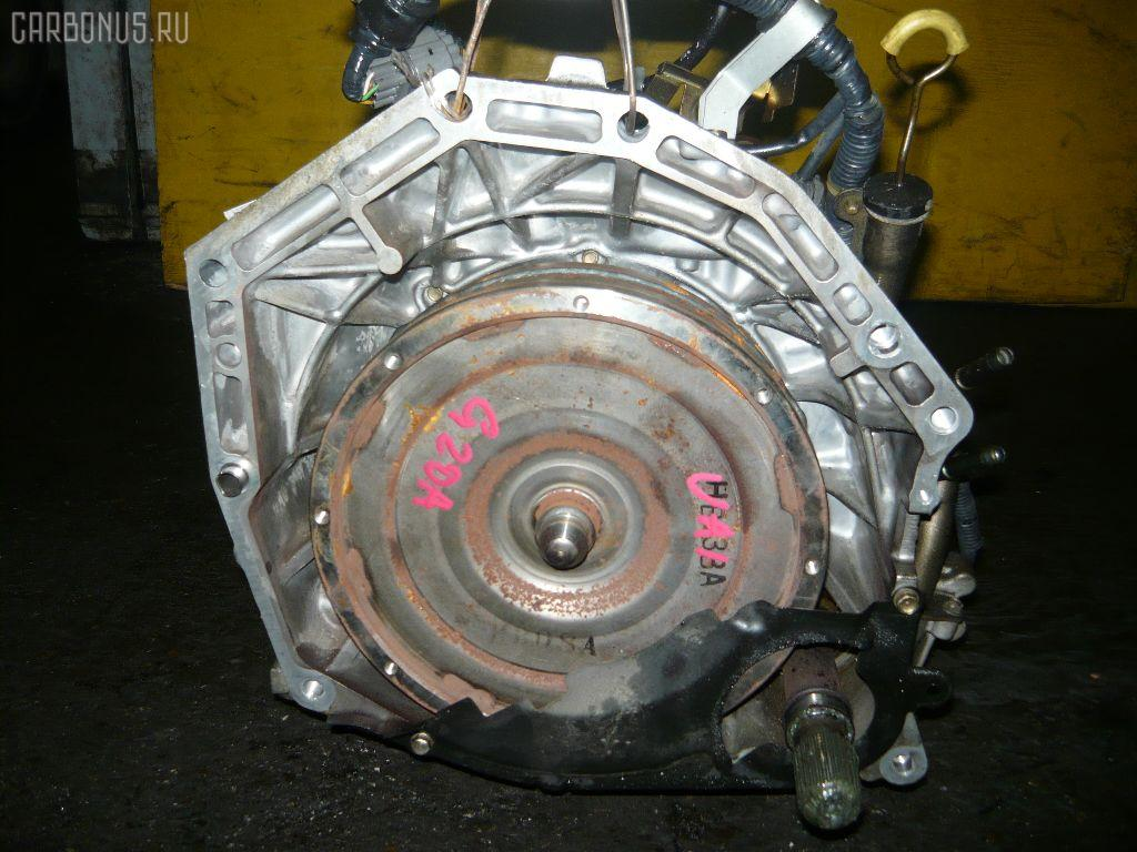 КПП автоматическая HONDA INSPIRE UA1 G20A. Фото 4