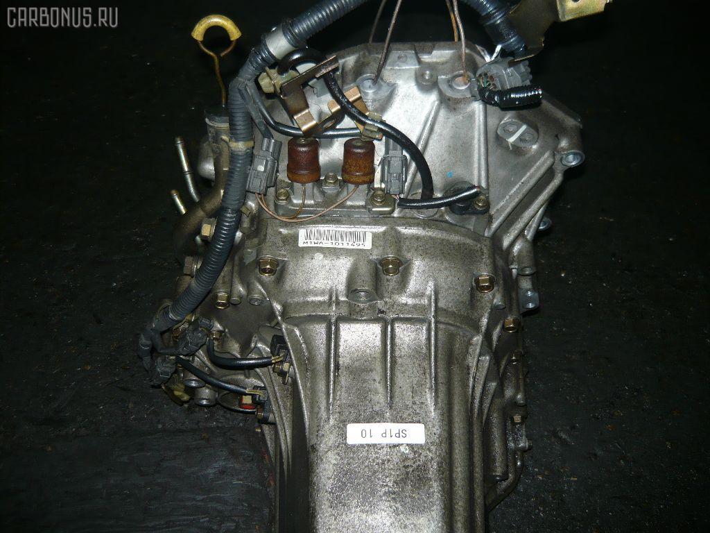 КПП автоматическая HONDA INSPIRE UA1 G20A. Фото 7