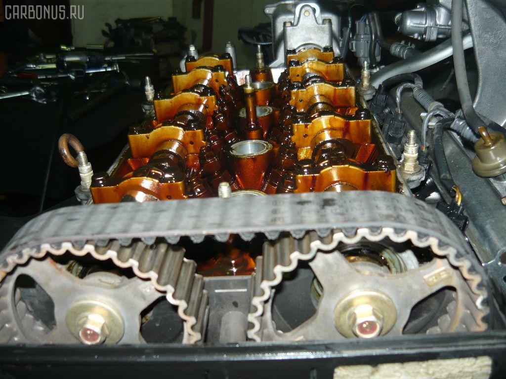 Двигатель HONDA STEP WGN RF1 B20B. Фото 2