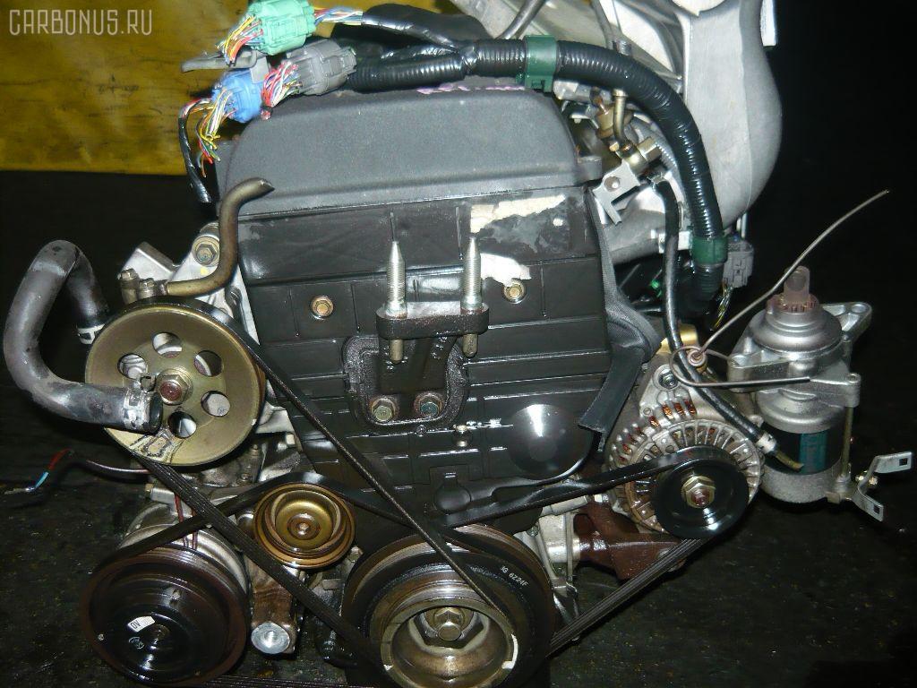 Двигатель HONDA STEP WGN RF1 B20B. Фото 4