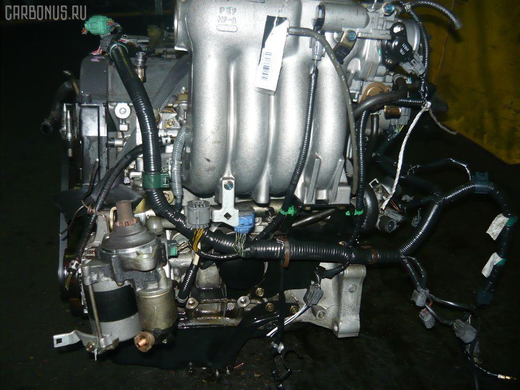 Двигатель HONDA STEP WGN RF1 B20B. Фото 5