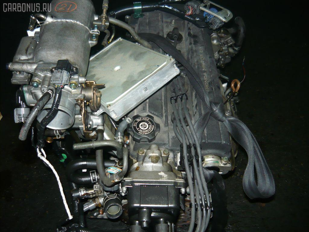 Двигатель HONDA STEP WGN RF1 B20B. Фото 8