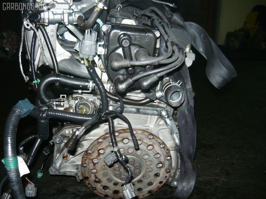 Двигатель HONDA STEP WGN RF1 B20B. Фото 9